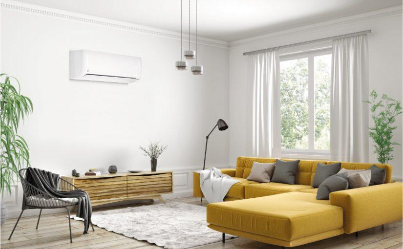 Das neue Remko Klima-Wandgerät RVT verfügt über einen Bewegungssensor für eine optimale Kühlung. Foto: REMKO GmbH & Co. KG, Lage