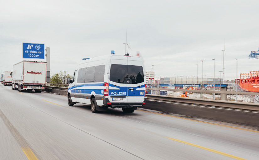 Hellmann transportiert 3 Mio. Masken für Berliner Landesregierung