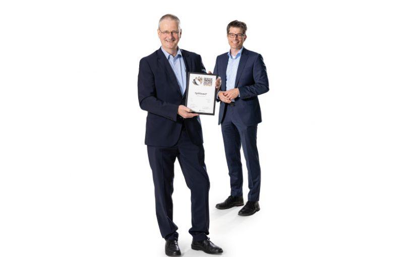 """SpillGuard® von DENIOS gewinnt """"German Innovation Award 2020"""""""