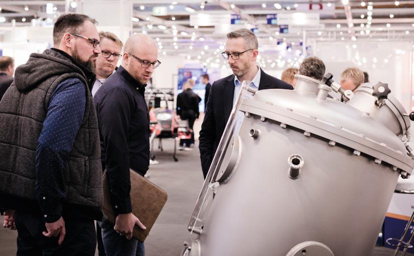 FMB – Zuliefermesse Maschinenbau: Regionalisierung statt Globalisierung?