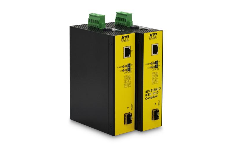 Das PoE-Powerpaket – gegen elektromagnetische Störungen geschützt