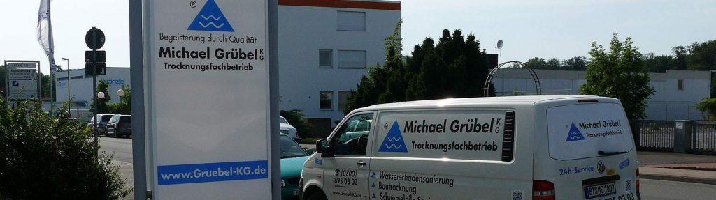 Standort Bielefeld der Grübel KG - Foto: Grübel KG