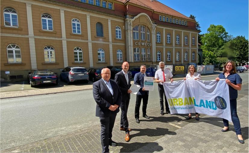 Auszeichnung und Förderung für Gesundheitszentrum Oerlinghausen