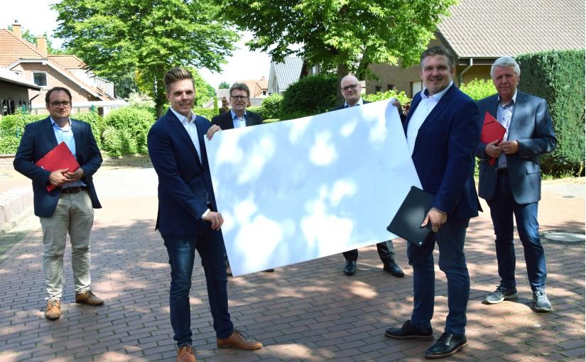 Recke, Tecklenburger Land: FH Münster Fragebogen Mobilität und Wärme