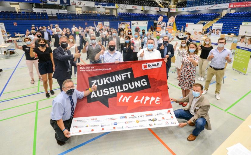 """Die Initiative """"Zukunft Ausbildung in Lippe"""" geht online"""