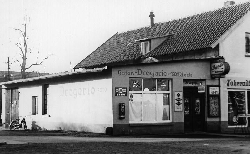 """In dieser Halle in Minden begann wenige Monate nach  Kriegsende das Unternehmen, das damals unter """"Wilhelm Harting Mechanische Werkstätten"""" firmierte. - Foto: HARTING"""