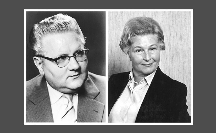 Wilhelm Harting und seine Ehefrau Marie Harting legten den Grundstein für den Erfolg des Unternehmens - Foto: HARTING