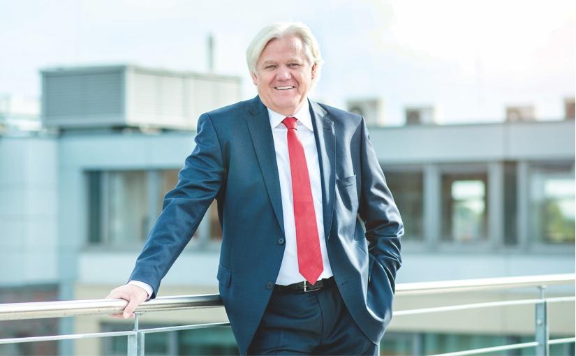 Hans Beckhoff, Geschäftsführender Inhaber der Beckhoff Automation GmbH & Co. KG. - Foto: Beckhoff Automation