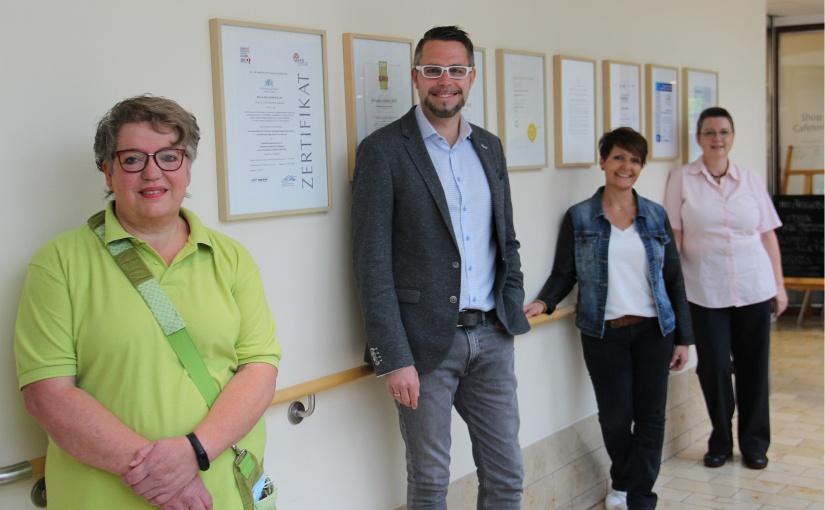 """Marcus Klinik: """"Familienfreundliches Unternehmen im Kreis Höxter"""""""