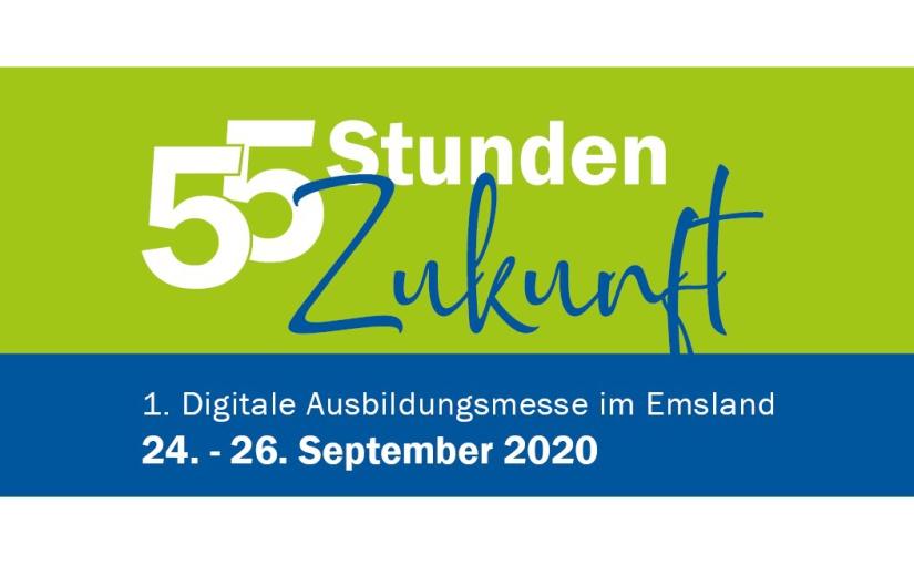 """Ems-Achse: """"55 Stunden Zukunft"""" – 1. Digitale Ausbildungsmesse"""