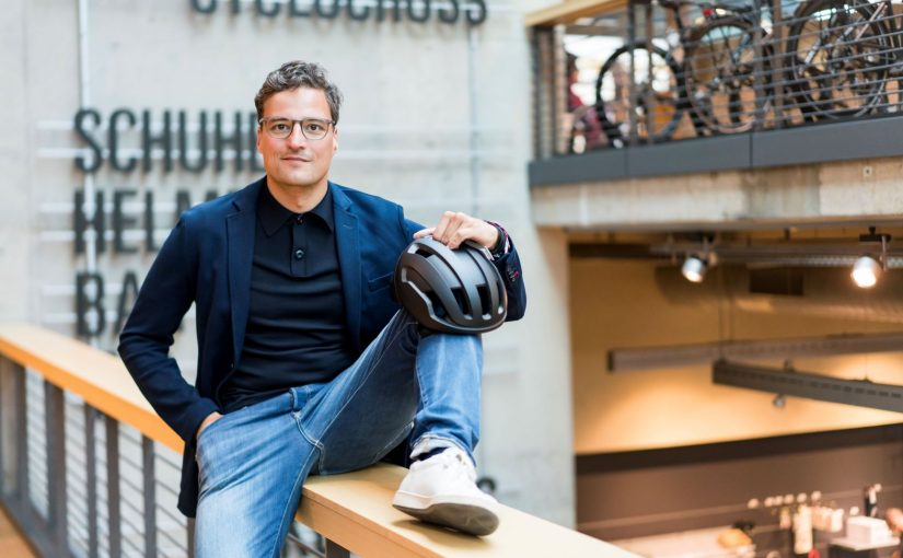 Marcus Diekmann, Geschäftsführer von Rose Bikes. - Foto: ©simonthon