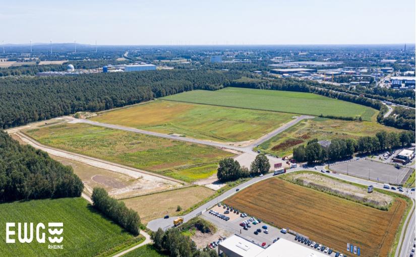 Schwarz Produktion kauft weitere 5,4 ha im IndustrieRAUM RHEINE 30|70