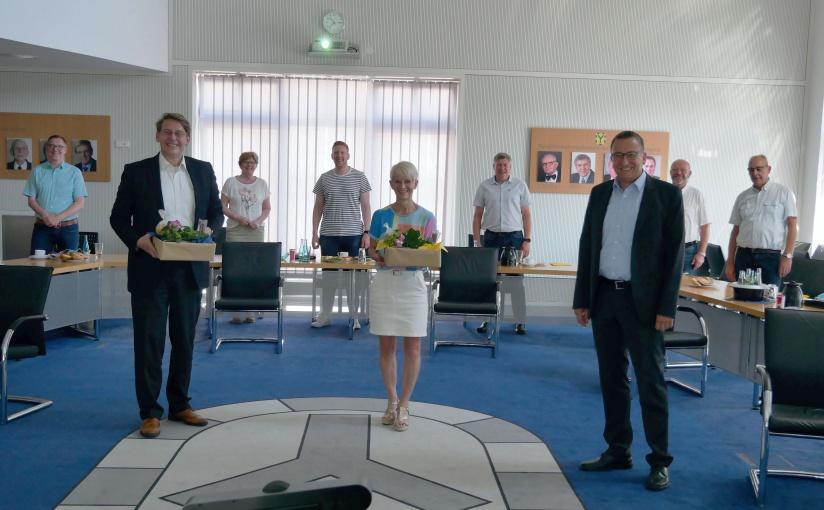 Personelle Wechsel in Entwicklungsgesellschaft Hafen Spelle-Venhaus