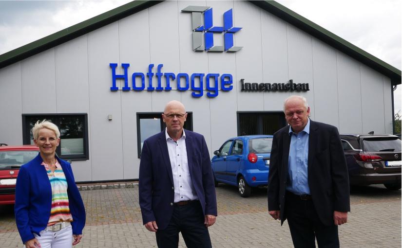 Spelle: Innenausbau Hoffrogge expandiert weiter
