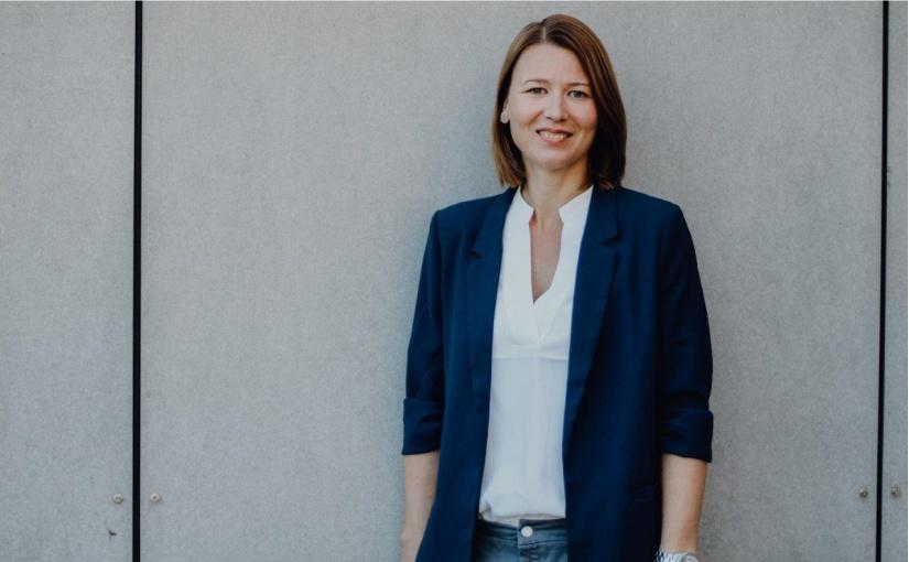 Porträt Sabrina Mertens, Director E-Commerce BabyOne Copyright: BabyOne