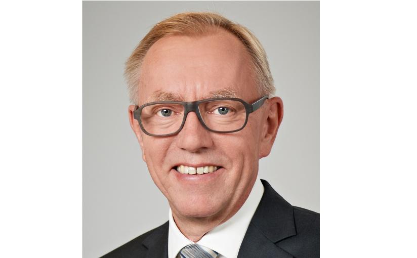 Dr. Ralph Wiechers, Mitglied der VDMA-Hauptgeschäftsführung Lizenztyp: frei verfügbar, bitte Bildquelle angeben Bildnachweis: VDMA