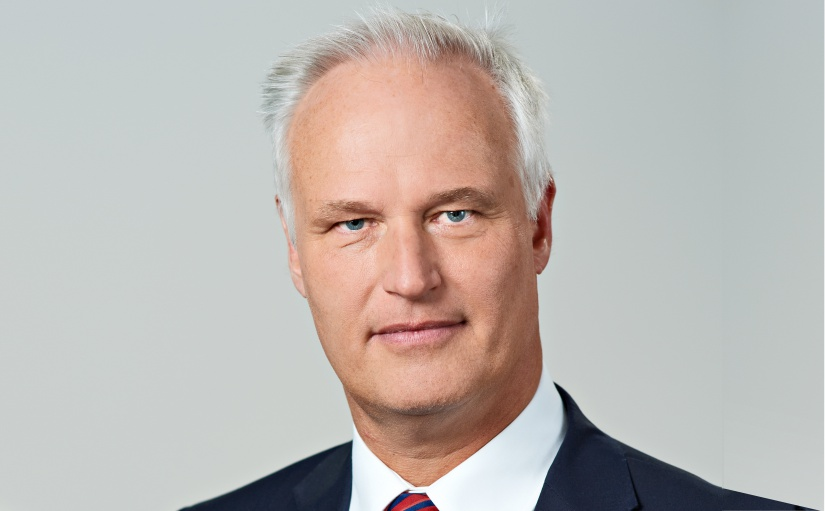 Carl Martin Welcker, VDMA-Präsident Bildnachweis: VDMA