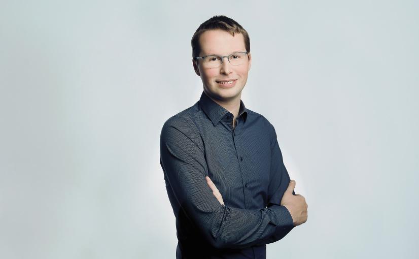 Marcel Linnemann ist zuständig für die Geschäftsfeldentwicklung IoT bei der items GmbH - Foto: items GmbH