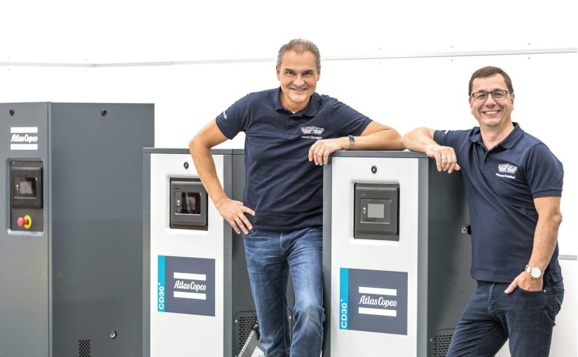 Oltrogge erweitert Produktportfolio mit Atlas Copco als Partner
