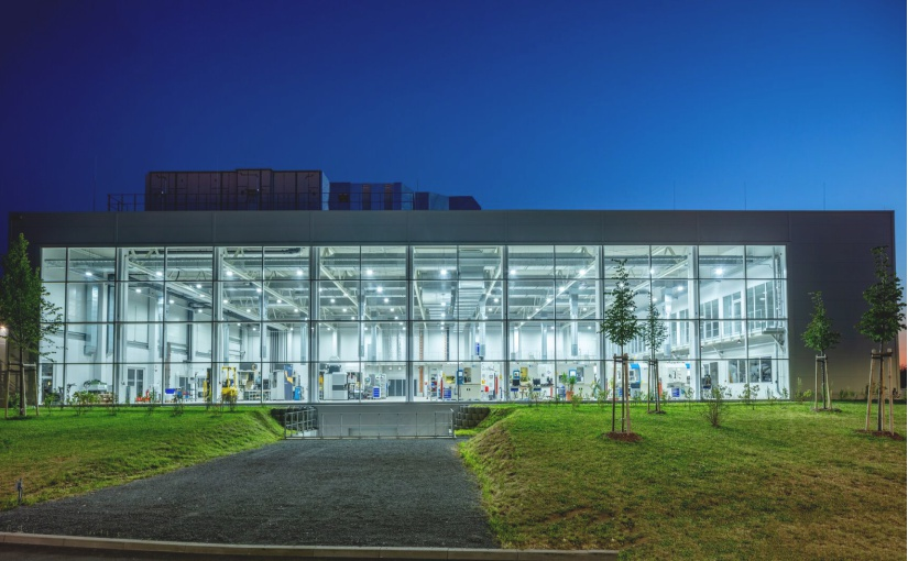 Goldbeck-Produktionshalle, Sonderwerkzeug24.de GmbH, Plauen. Foto: Goldbeck