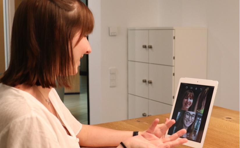 Per Videochat zum Ausbildungsplatz: IHK bietet Azubi-Speeddating