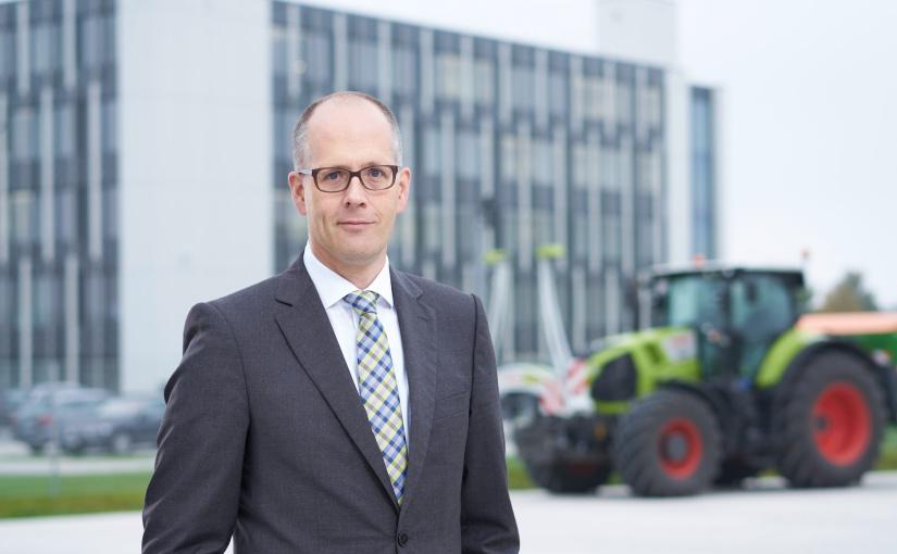 Dr. Jens Foerst. - Foto: CLAAS