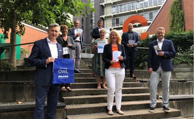 Universität Paderborn verleiht Förderpreis der Wirtschaft
