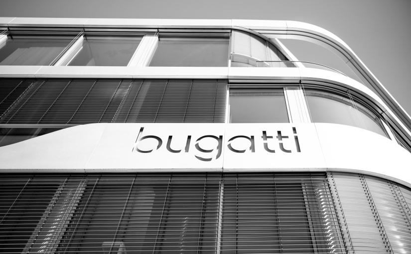 Die bugatti Hauptverwaltung in Herford, Foto: @B.Tiedfoto