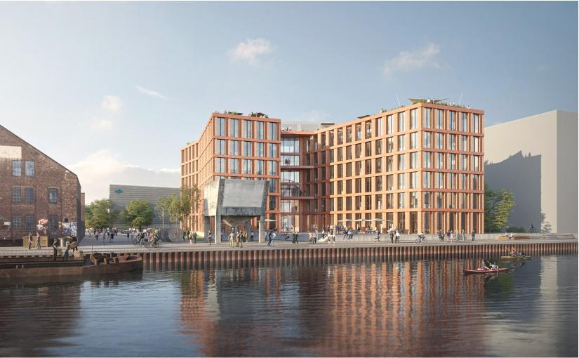 Hafen Münster: Fiege und AEVWL errichten Moderne Bürokomplexe bis 2023