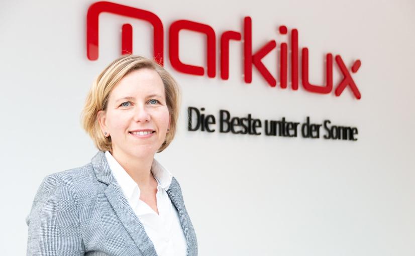 Christiane Berning, Leiterin der Abteilung Marketing und Business Development. - Foto: markilux