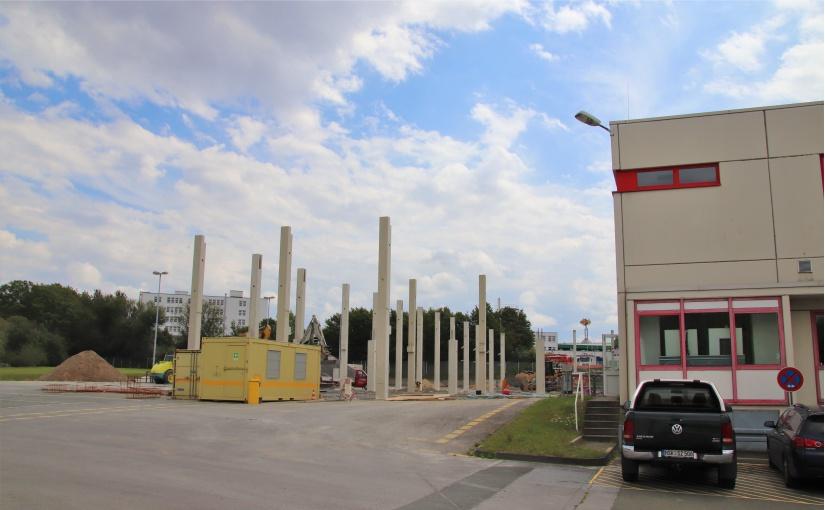 Die Aufnahmen entstanden vor kurzem während der Bauphase auf dem alten Coca Cola-Gelände in Soest. - Foto: Lehhde GmbH