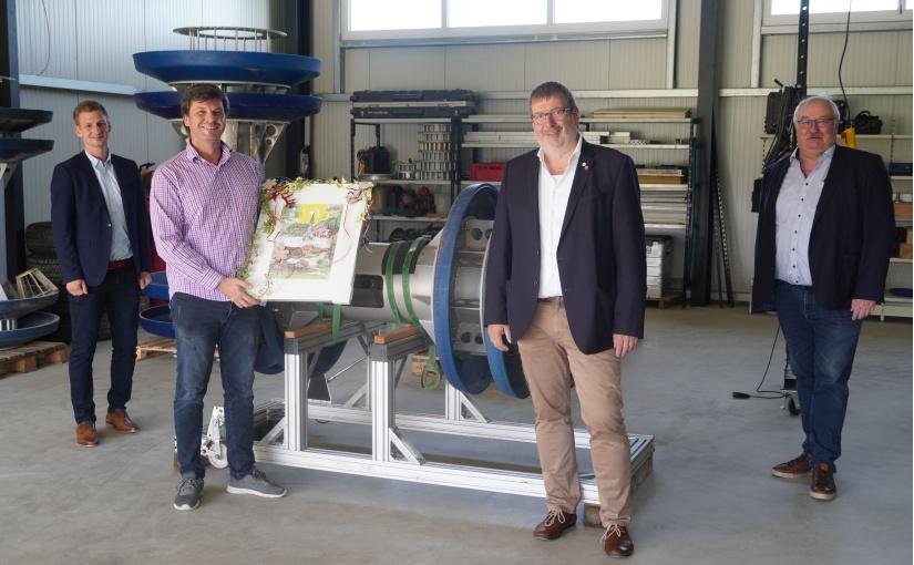 Neuer Standort der PIT GmbH in Bramsche