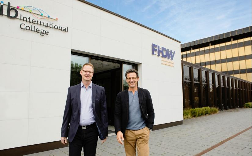 Neue GF für bib und FHDW: Mehr Wachstum durch Konturenschärfe