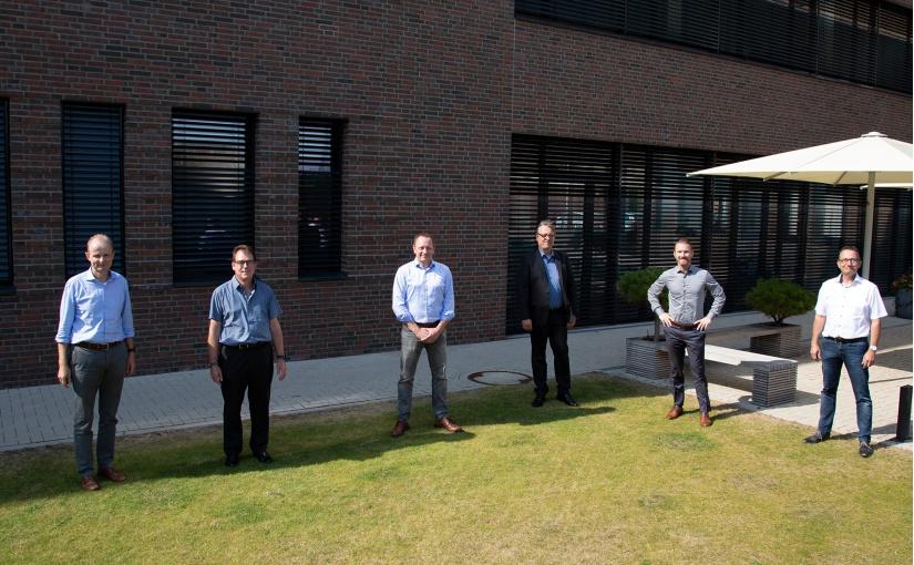 GWS schließt Partnervertrag mit Formpipe Lasernet GmbH