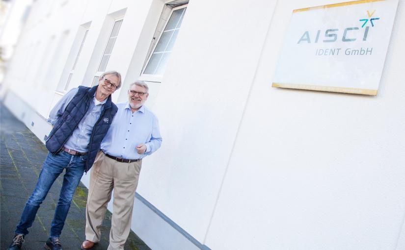 Die AISCI Gründer und Geschäftsführer Lutz Bauerkämper und Peter Ciolkowski. -Foto: AISCI