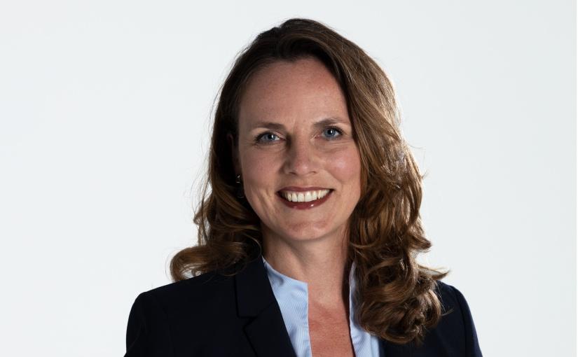 Ricarda Fleer ist neues Vorstandsmitglied der DENIOS AG und übernimmt die Position des Chief Financial Officer (CFO) - Foto: DENIOS