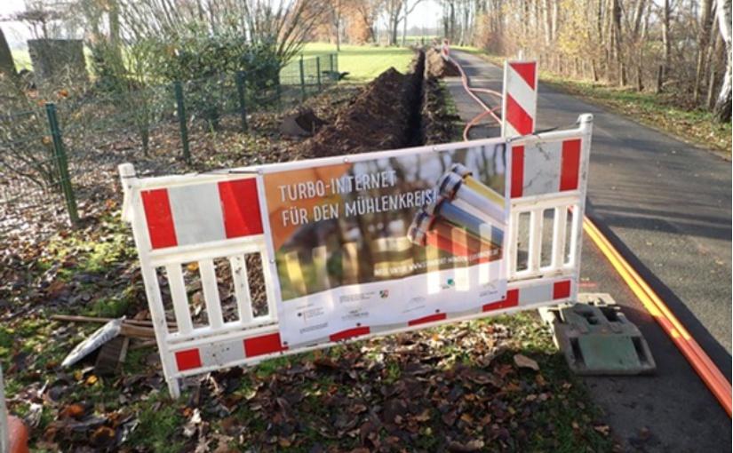 Mit 10-Gigabit-Breitbandnetzen geht es in Minden-Lübbecke bald Richtung Zukunft. - Foto: ZTE Deutschland GmbH