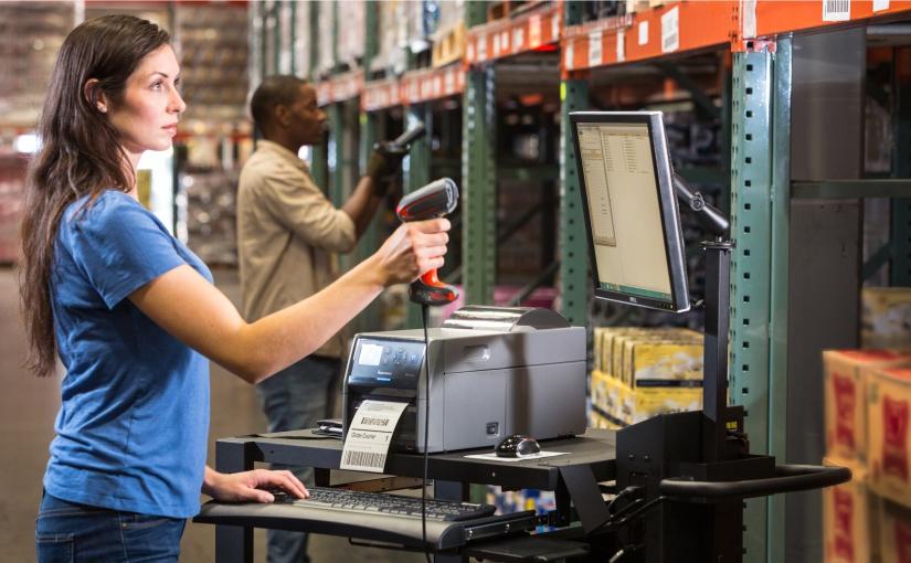 Gehören seit 1995 zum Kernsortiment von AISCI: Etikettendrucker und Barcodescanner. - Foto: Honeywell inc