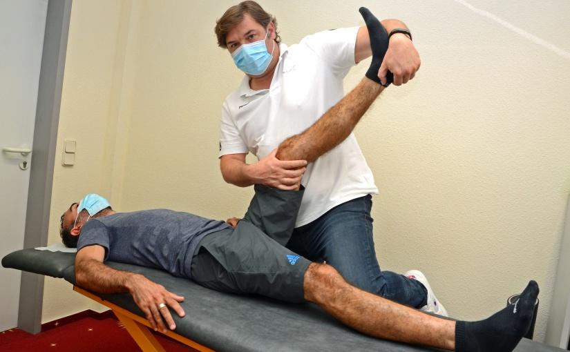 Ab auf die Liege: Gauselmann bietet Mitarbeitern Physiotherapie an