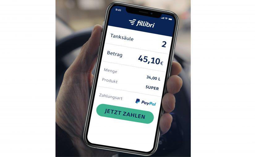 "Westfalen App ""fillibri"": Bezahlen an der digitalen Tankstelle"