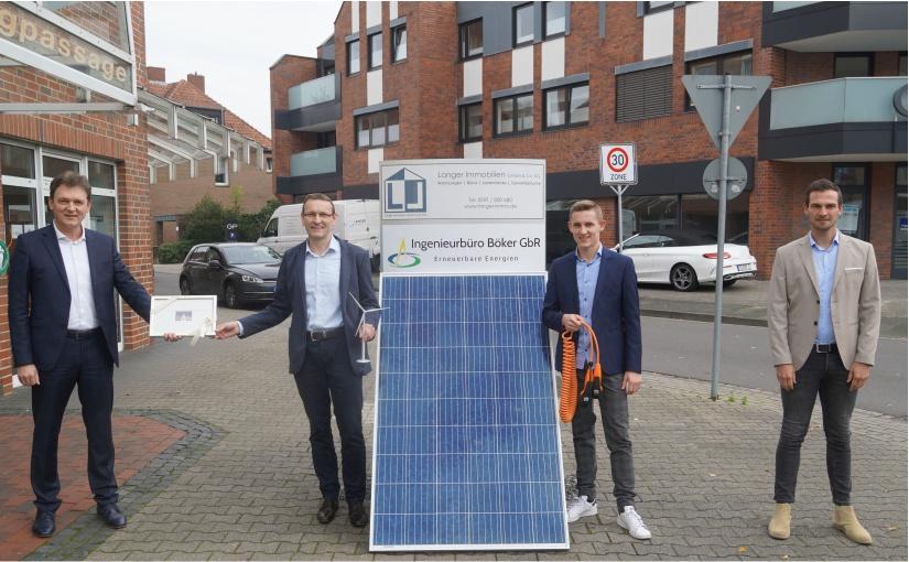 """Lingen: Ingenieurbüro Böker nimmt """"Erneuerbare Energien"""" in den Blick"""