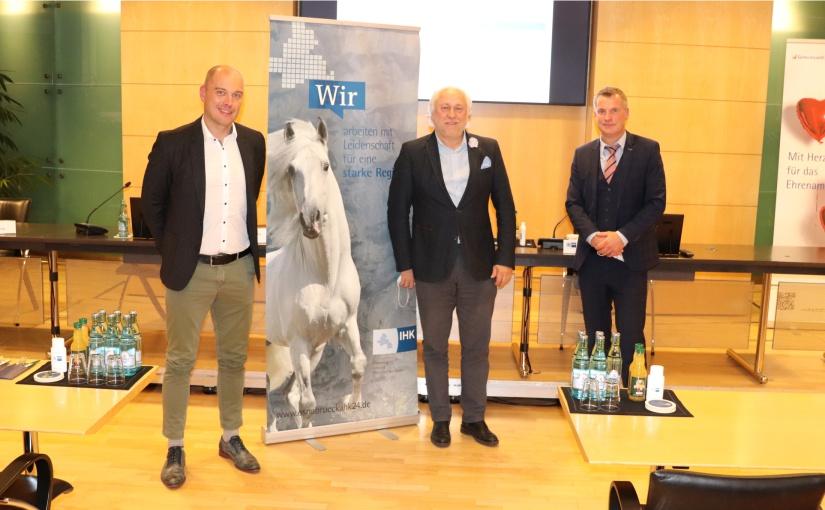 IHK-Regionalausschuss: Osnabrück stellt sein Licht unter den Scheffel