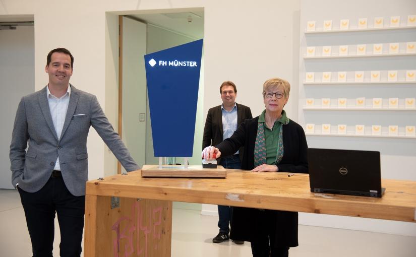 Gründerhochschule FH Münster unterstützt Schritt in Selbstständigkeit
