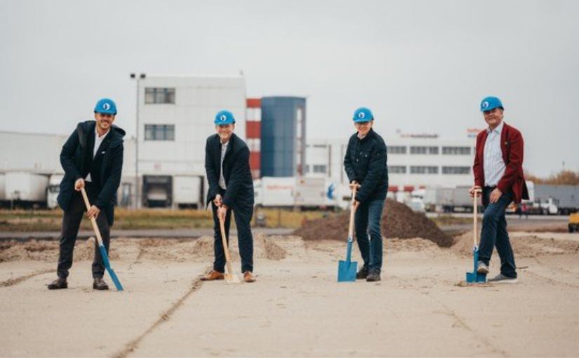 Digitalisierte Speditionsanlage: Hellmann expandiert in Bremen