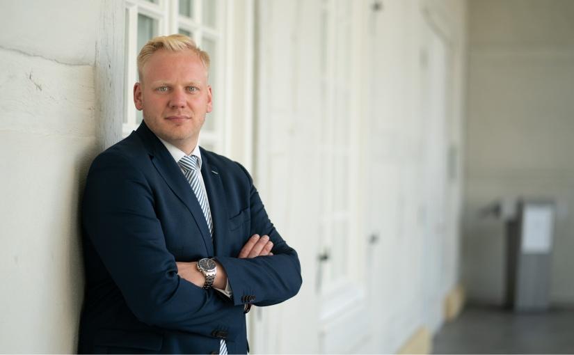 Wirtschaftsjunioren: Frahmke übernimmt Ressort Unternehmertum NRW