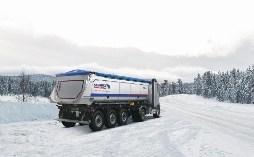 Schmitz Cargobull: Keine Ratenzahlung im Winter für Sattelkipper S.KI