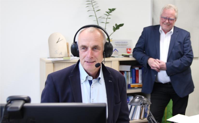 """WIGOS: Beratungen auch Online. """"Geschäftsmodell-Check"""" sehr gefragt"""
