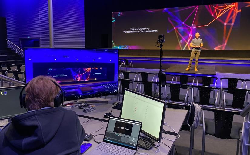 pushcon Ahaus: Statt Treffen nun Livestreams über zwei Wochen