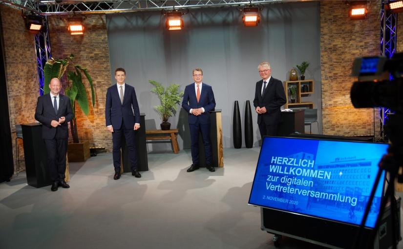 Volksbank BIGT: Erfolgreiches Krisenmanagement dank Digitalisierung