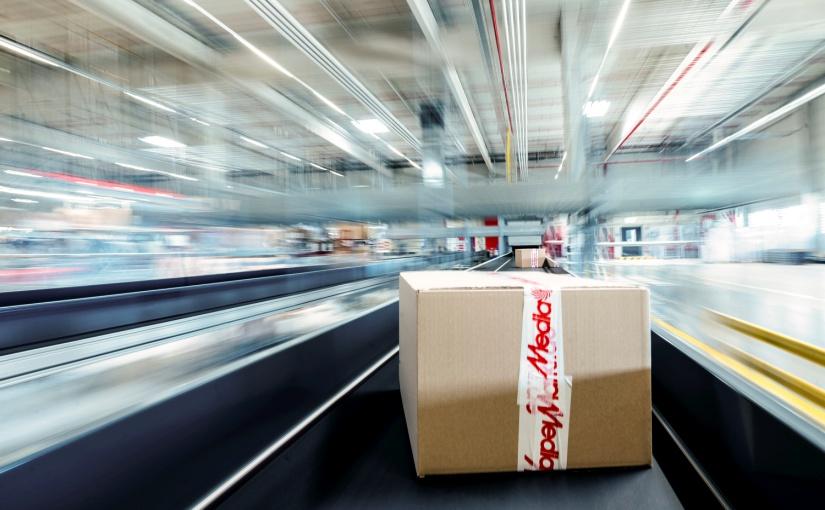 Fiege eröffnet Großgeräte-Standort für MediaMarktSaturn in Roth/Bayern